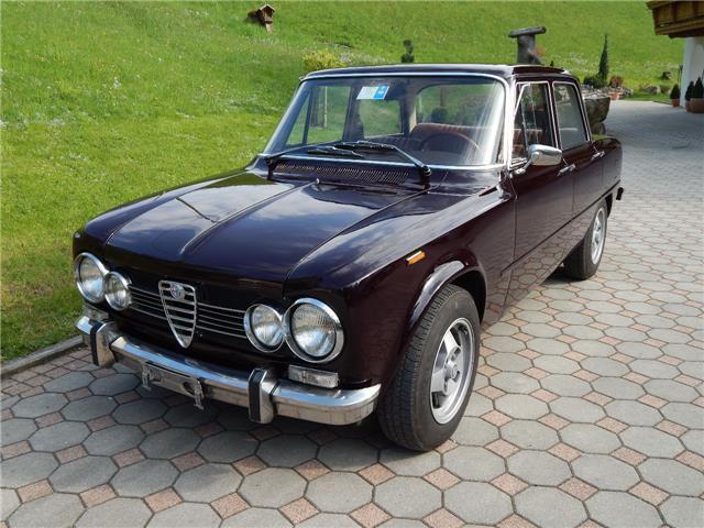 giulia gebrauchte alfa romeo giulia kaufen 187 g nstige autos zum verkauf. Black Bedroom Furniture Sets. Home Design Ideas