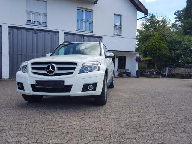 verkauft mercedes glk220 glk 220 glk k gebraucht 2009 km in werther. Black Bedroom Furniture Sets. Home Design Ideas