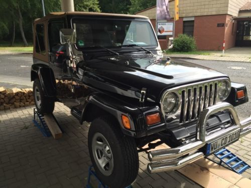 verkauft jeep wrangler tj 4 0l ho big gebraucht 1997 km in bielefeld. Black Bedroom Furniture Sets. Home Design Ideas