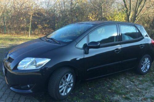 Verkauft Toyota Auris 16 Executive Gebraucht 2010 62000 Km In Rodgau