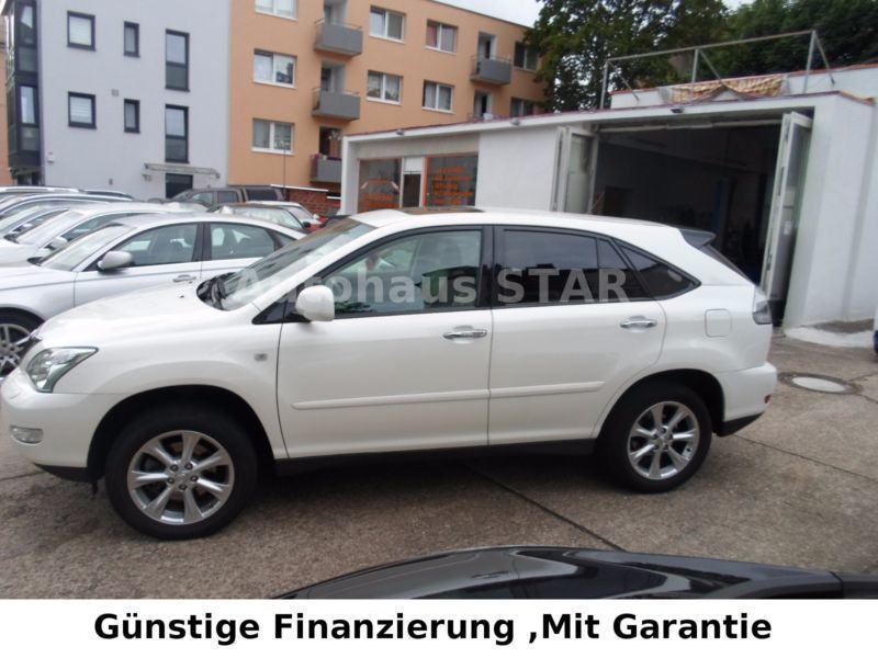 gebraucht executive line leder kamera xenon mod2010 lexus rx350 2009 km in frankfurt. Black Bedroom Furniture Sets. Home Design Ideas