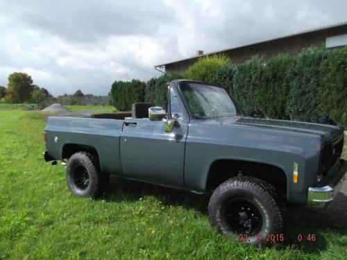 Verkauft Chevrolet Blazer K5 Cabrio Gebraucht 1974 0 Km In Hamm