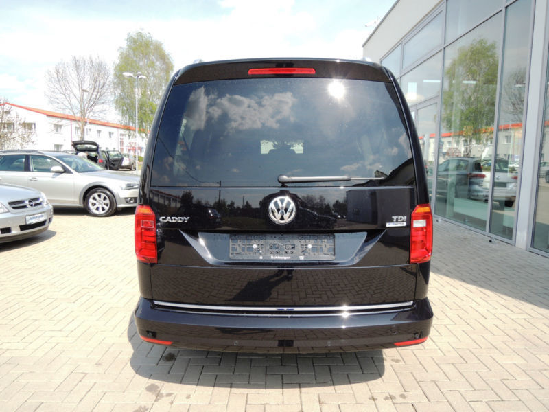 verkauft vw caddy maxi 2 0 tdi navi pd gebraucht 2016 km in sangerhausen. Black Bedroom Furniture Sets. Home Design Ideas