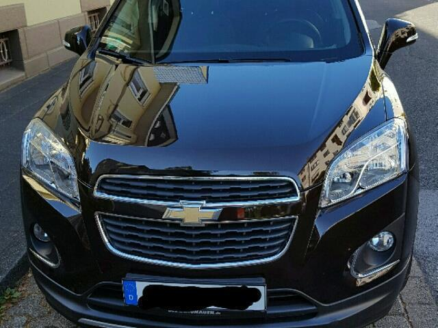 verkauft chevrolet trax 1 4t awd lt gebraucht 2013 km in solingen. Black Bedroom Furniture Sets. Home Design Ideas