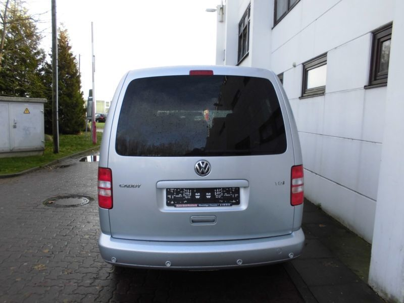 verkauft vw caddy maxi tdi dpf klima n gebraucht 2011 km in rostock. Black Bedroom Furniture Sets. Home Design Ideas