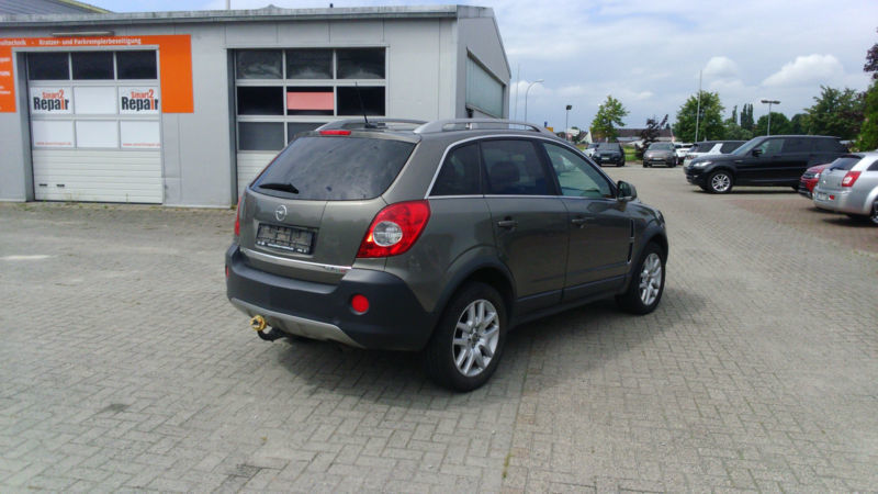 verkauft opel antara 2 0 cdti 4x4 cosmo gebraucht 2009 km in dinslaken. Black Bedroom Furniture Sets. Home Design Ideas