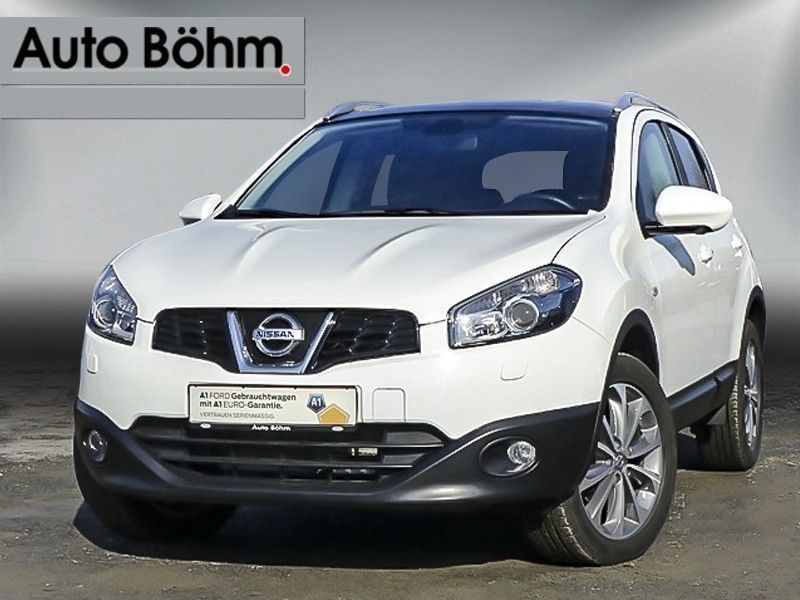 gebraucht 2 0 4 x 4 cvt tekna nissan qashqai 2012 km in d sseldorf. Black Bedroom Furniture Sets. Home Design Ideas
