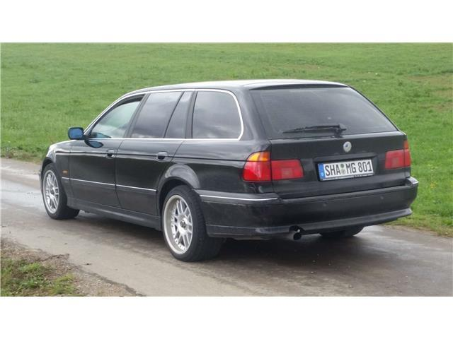 gebraucht 5er touring bmw 528 1998 km in allstedt. Black Bedroom Furniture Sets. Home Design Ideas