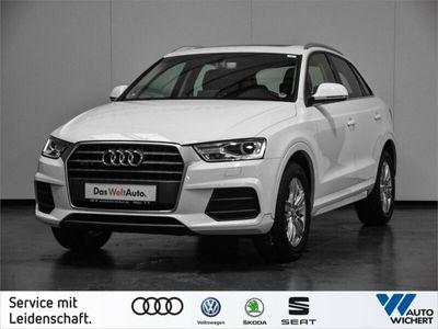 gebraucht Audi Q3 sport 2.0 TDI quattro Aut. NAVI/ XENON/ SD