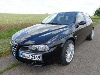 gebraucht Alfa Romeo 156 Alfa2.0 JTS *** WENIG KM *** TÜV 09/2021 *
