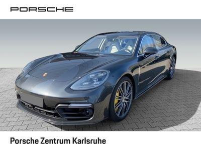gebraucht Porsche Panamera Turbo Executive Burmester Standheizung