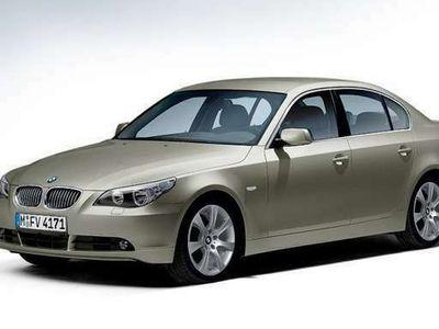 gebraucht BMW 530 530 Neu i E60 Lim. AKTIVLENKUNG XENON LEDER PDC TEMP.
