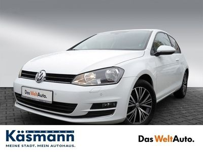 gebraucht VW Golf VII 2.0 TDI Allstar Navi*PDC*Sitzhz.*GRA