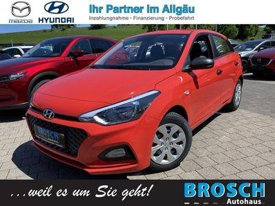 gebraucht Hyundai i20 5-Türer 1.2 Benzin+ABS+ESP+SOFORT