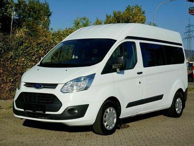gebraucht Ford Custom TransitKombi 330 L2 9 Sitze Rollstuhl