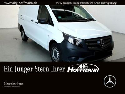 gebraucht Mercedes Vito 116 CDI KA/L Klima Tempomat AHK Easy-Cargo