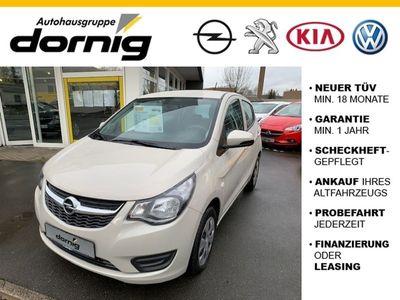 gebraucht Opel Karl Edition 1.0 Cool & Sound
