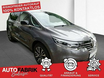 gebraucht Renault Espace Initiale Paris dCi 190 EDC Head-up-Display, Rückfahrkamera, beheizbare Frontscheibe