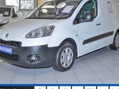 gebraucht Peugeot Partner L2 Komfort 1.6 HDi Klima PDC Navi