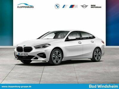 gebraucht BMW 218 i Gran Coupé Sport Line Head-Up HiFi DAB LED