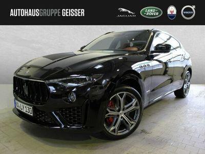 gebraucht Maserati GranSport Levante Q4Automatik ACC Carbon