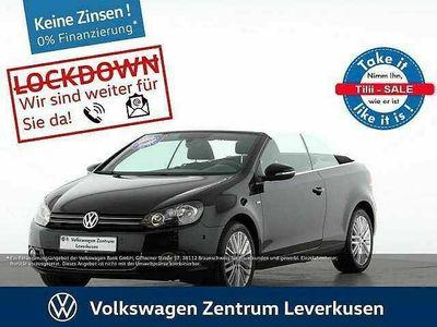 gebraucht VW Golf Cabriolet VI 1.2 TSI Cup KLIMA bei Gebrachtwagen.expert
