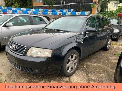 gebraucht Audi A6 Avant 2.4 quattro