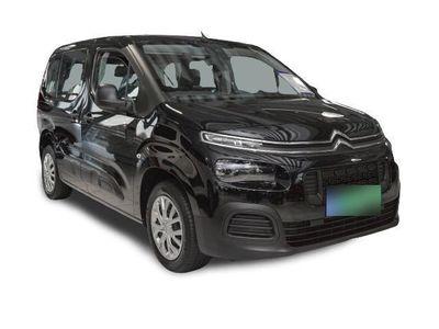 gebraucht Citroën Berlingo Live M 1.2 PureTech 110 EU6d KLIMA+PARKSENSOREN hi.
