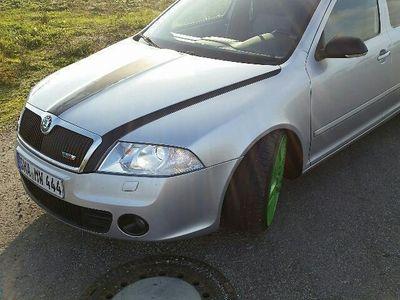 gebraucht Skoda Octavia Combi RS