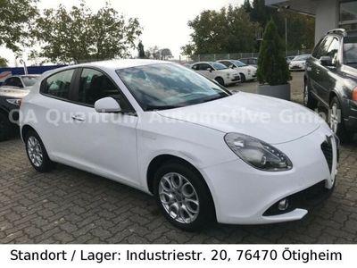 """gebraucht Alfa Romeo Giulietta 1.6 JTD 16V Super, Navi, 16"""" Felgen"""