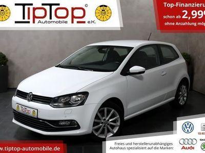 gebraucht VW Polo 1.2 TSI BMT Highline Navi Temp Shz Euro6