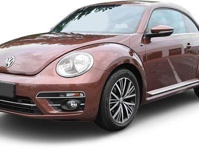 gebraucht VW Beetle Beetle2.0 TDI BMT Sound Navi WR