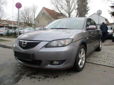 gebraucht Mazda 3 1.6 Aut. Comfort ! Klimaaut. ! Euro4 ! MFL !