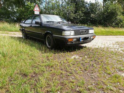 gebraucht Audi Coupe GT KX Motor H-Kennzeichen als Sportwagen/Coupé in Hechthausen