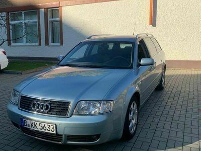 gebraucht Audi A6 Avant 2.5 TDI als Kombi in Berlin