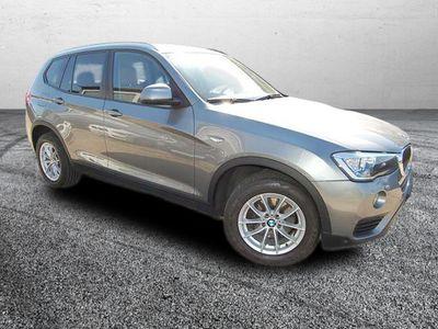 gebraucht BMW X3 xDrive20d Aut. +LEDER+NAVI+Tempomat+PDC+Sitzh.