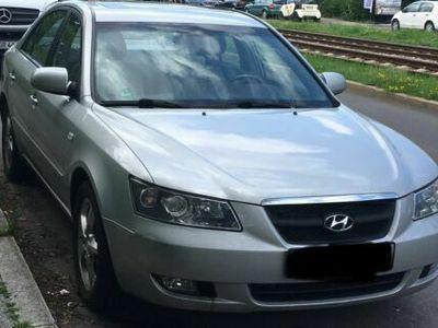 used Hyundai Sonata NF