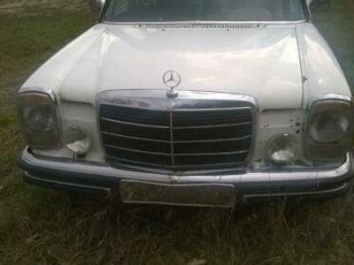gebraucht Mercedes W114 mit gutachten