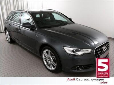 gebraucht Audi A6 Avant 3.0TDI qu./Sline/ACC/Pano/Air (Navi)