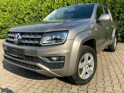 gebraucht VW Amarok Highline 4Motion HardTop STHZG LEDER