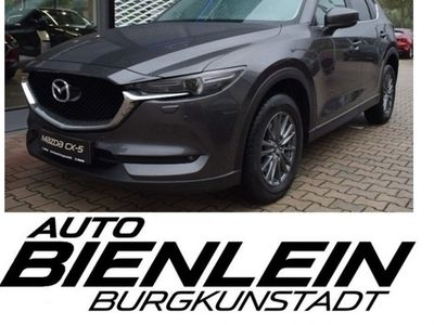 gebraucht Mazda CX-5 2.2 150PS Exclusive-Line Navi Voll-LED uvm.