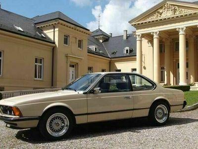 gebraucht BMW 633 mit BBS Felgen