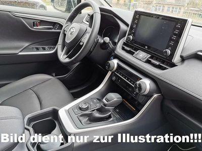 gebraucht Toyota RAV4 2.5 Hybrid FWD e-CVT Style