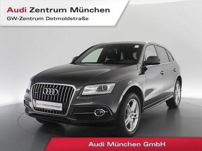 gebraucht Audi Q5 3.0 TDI qu. S line Navi Xenon SideAssist PDCplus Licht-/Regensensor S tronic