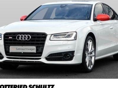 gebraucht Audi S8 + 4.0 TFSI TIPTRONIC EXCLUSIV LEDER,STANDHEIZUN -
