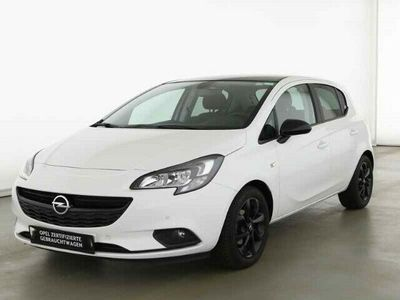 gebraucht Opel Corsa E Color Edition 1.4 5T Beheizb. Frontsch. PDC v+h