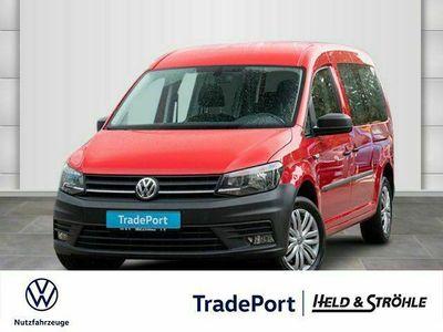 gebraucht VW Caddy Maxi Trendline 2.0 TDI NAV AHK PDC SHZ