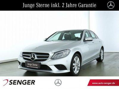 gebraucht Mercedes C200 d Avantgarde-In/Ex+Park-Paket+RFK+LED+Com. Fahrzeuge kaufen und verkaufen