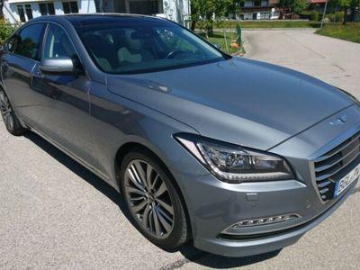 used Hyundai Genesis 3.8 V6 GDI Garantie bis 2021