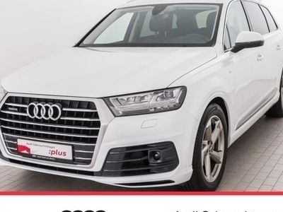 gebraucht Audi Q7 45 TDI quattro tiptronic LED NAVI